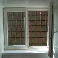 binnen draaiend raam Muiden